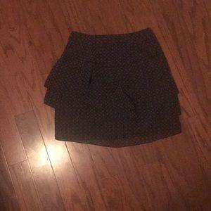 Banana Republic Layered Skirt